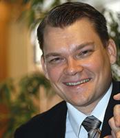 Kim Nikula, president för SPAL