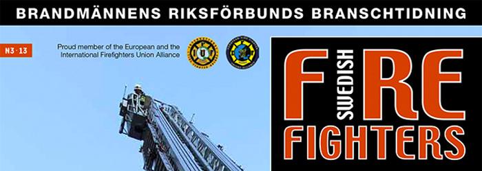 Swedish Firefighters #3, 2013