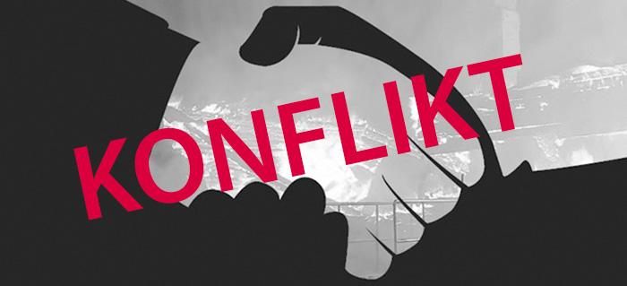 BRF varslar om konflikt